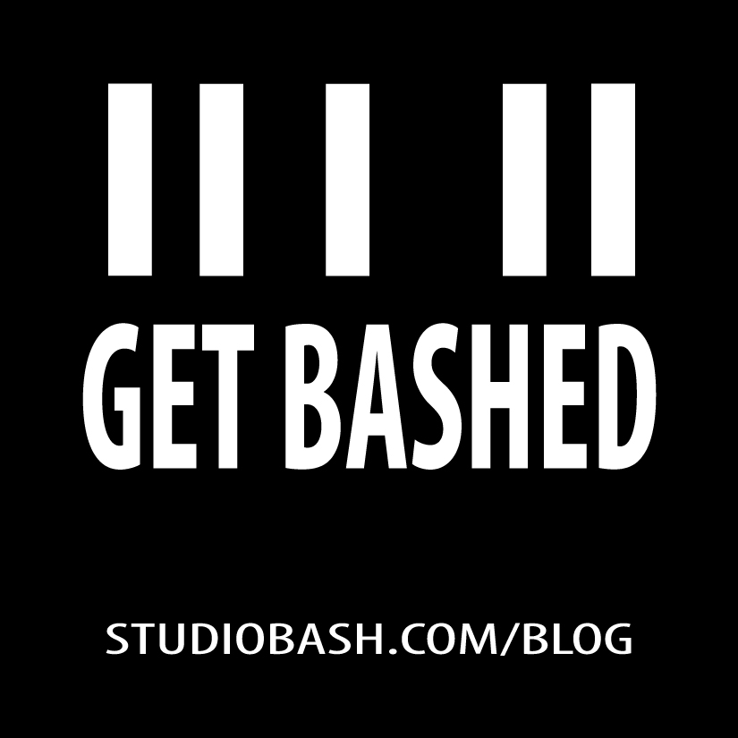 GET BASHED Sticker Contest