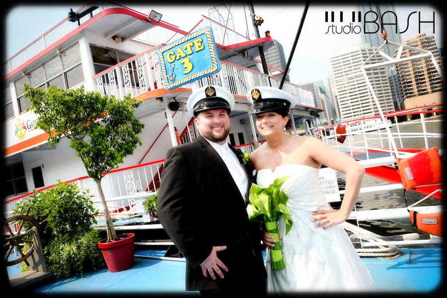 Brandi and Brady's Wedding