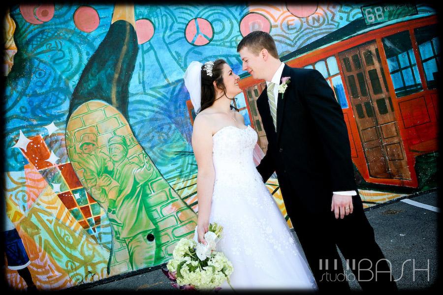 Taressa and Kevin's Wedding