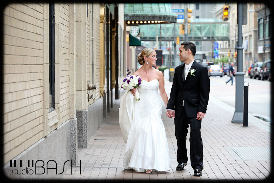 Chelsey and Paul's Wedding at the Renaissance Hotel