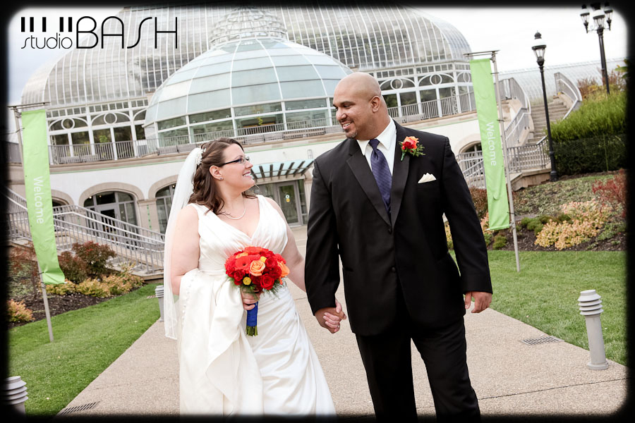 Nikki and Nate's Renaissance Hotel Wedding