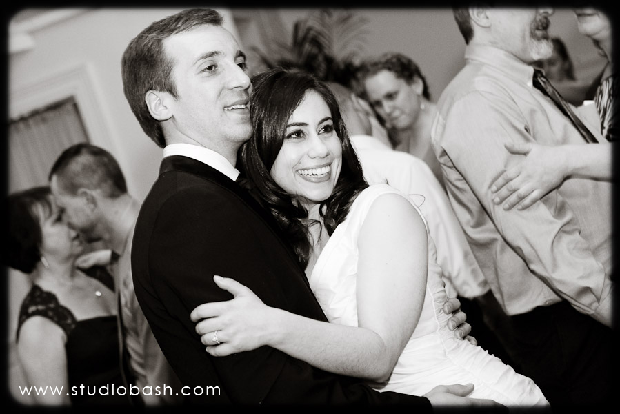 Melina & Tony's Bigelow Center Wedding