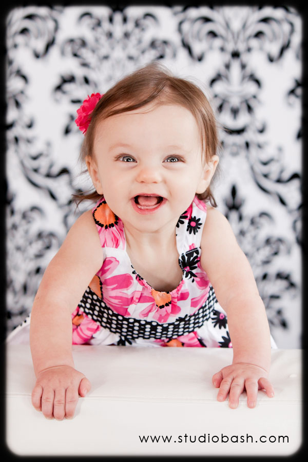 Kenadie's 6 Month Session