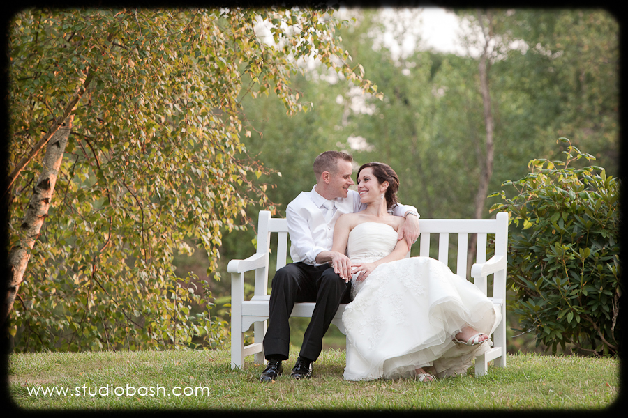 Mindy and John's Succop Conservancy Wedding