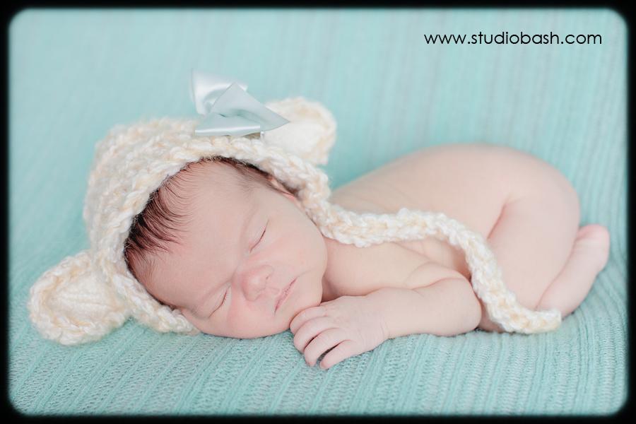 Baby Aurelia's 1st Photos