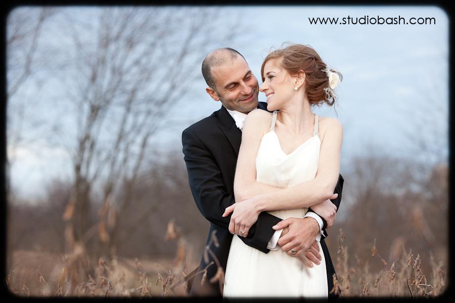 Bobbie and Nando's Lingrow Farm Wedding