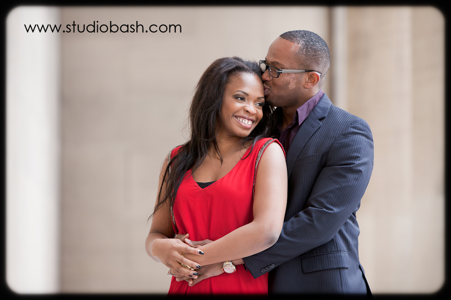 Linda and Emeka's Engagement