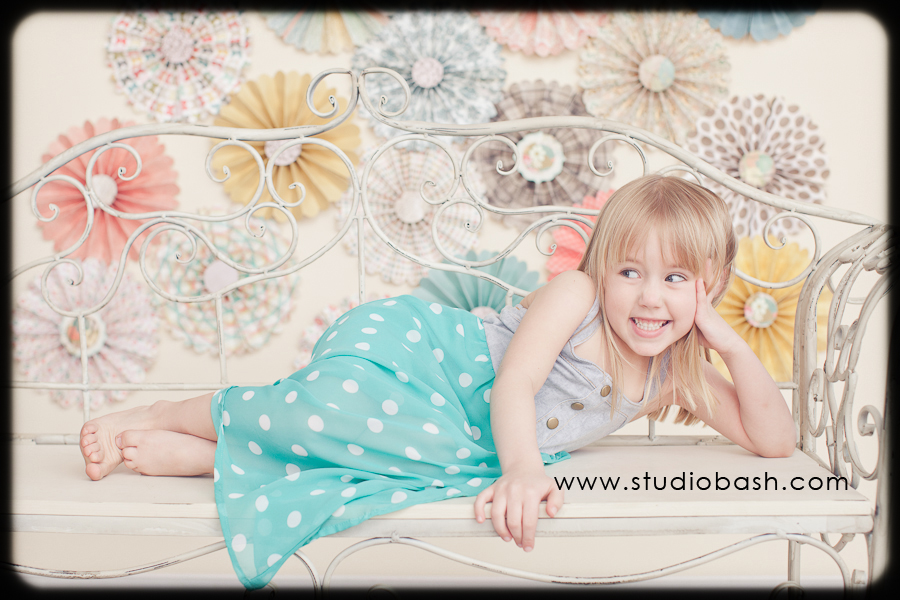 Anna's Studio Session