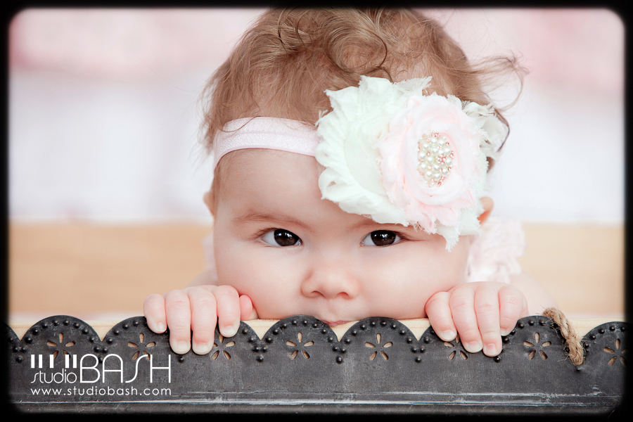 Quinn's 6 Month Session