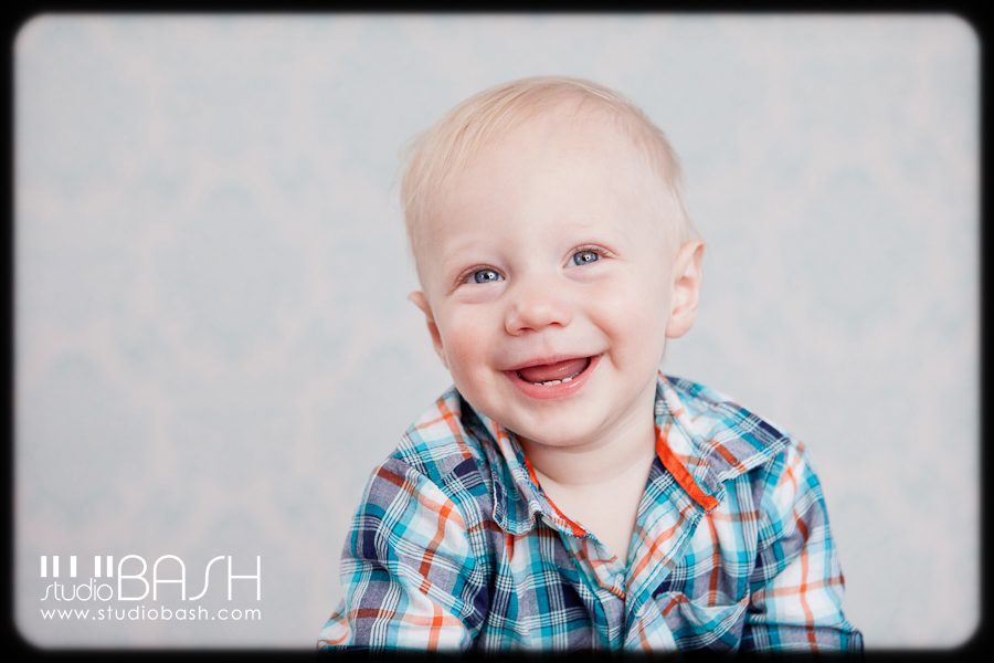 Beckett's One Year Session!