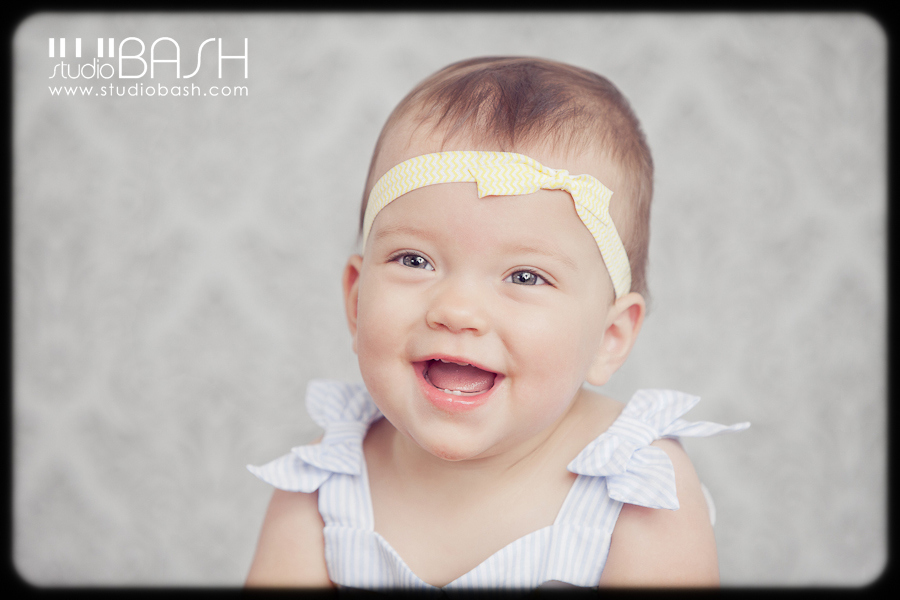 Delaney's One Year Session!