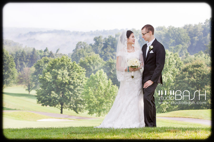 Dongning and John's Wedding – Edgewood Country Club Wedding Photography