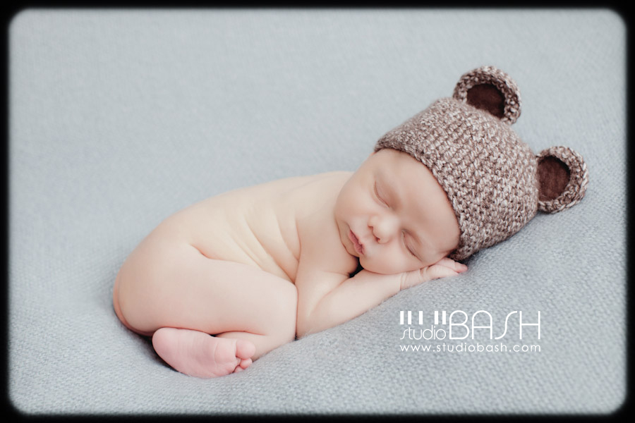 Baby Noah's 1st Photos ~ Pittsburgh Newborn Photography