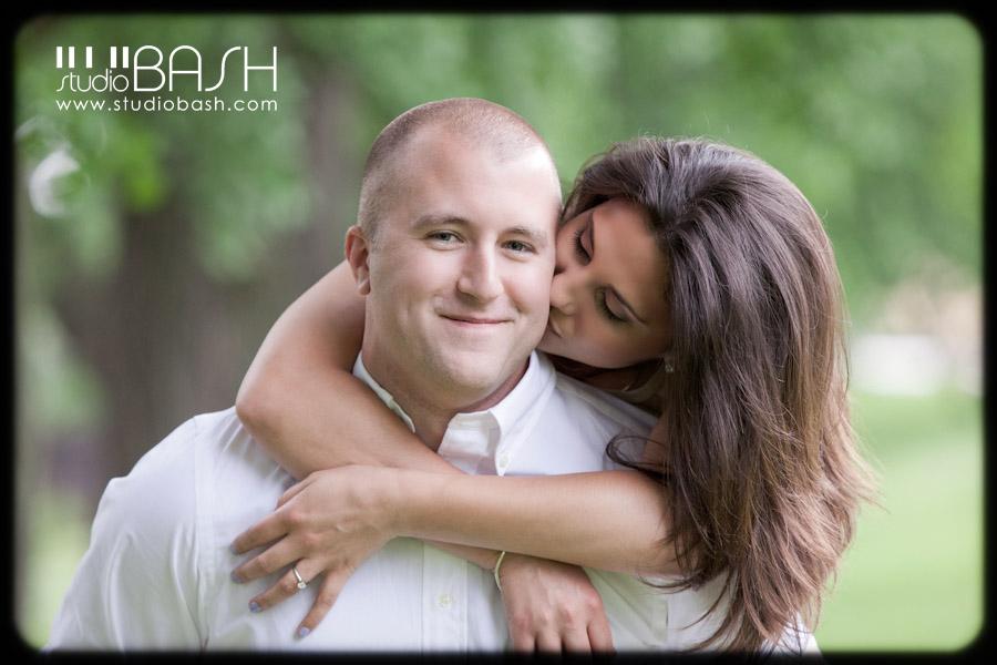 Kara and Matt's Engagement – Pittsburgh North Shore Engagement Photography