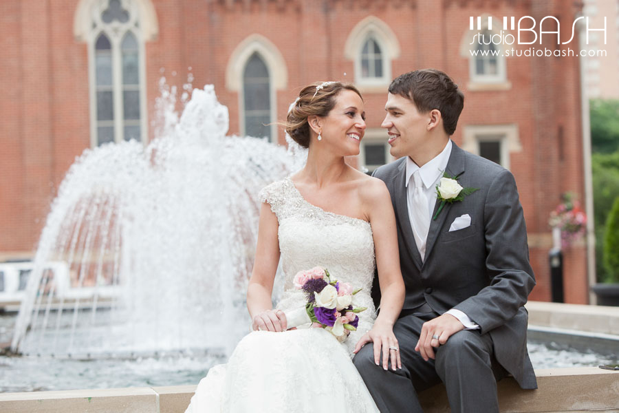 Pittsburgh Duquesne Chapel Wedding – Kara and Bryan Tied the Knot!