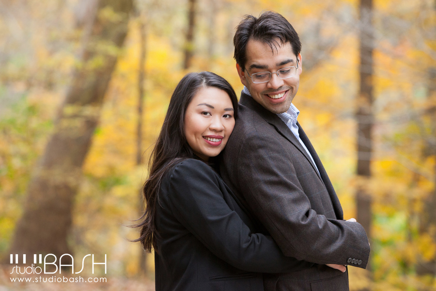 Kelly and Prabhpreet's Pittsburgh Portrait Sessions