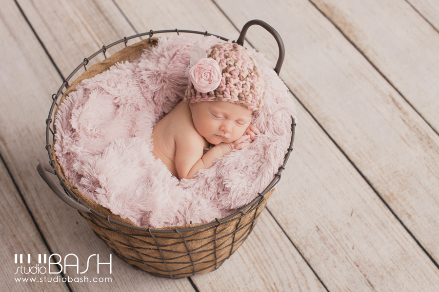 Pittsburgh Newborn Photography – Welcome Baby Alice!