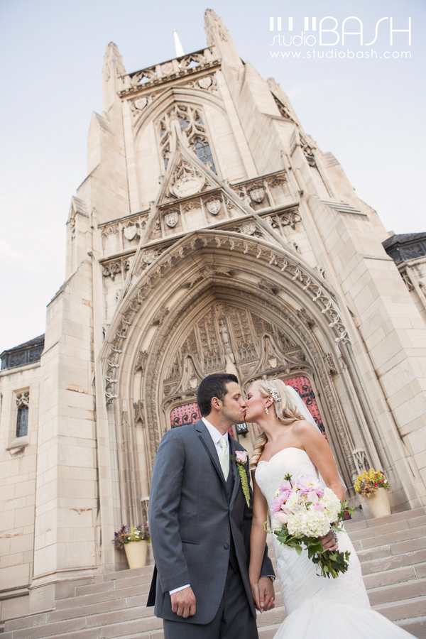 Heinz Chapel Wedding – Shelly and Dave are MARRIED!