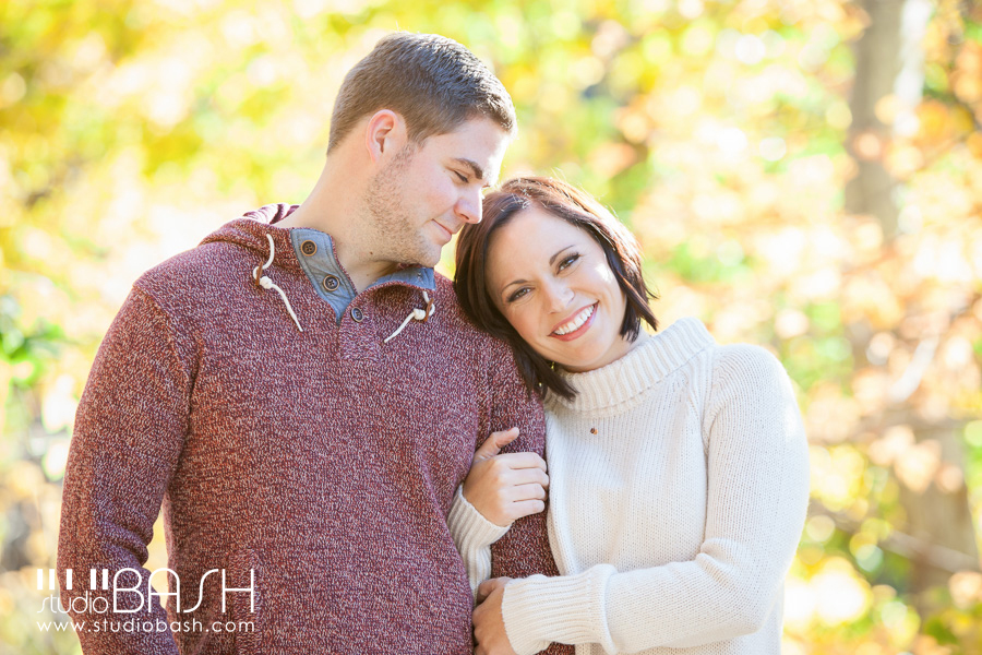 Pittsburgh Fall Engagement – Mallory and Jeff are ENGAGED!