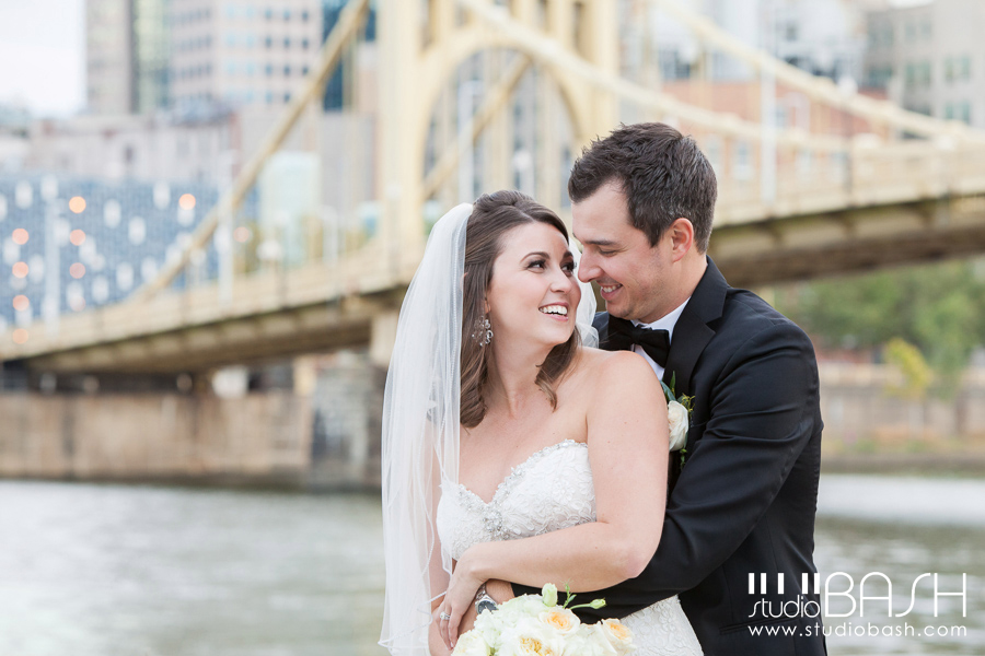 Pittsburgh Renaissance Hotel Wedding – Alex and Tyler are MARRIED!