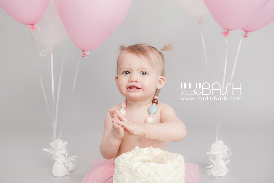 Pittsburgh Children's Photographer | Lily is One!
