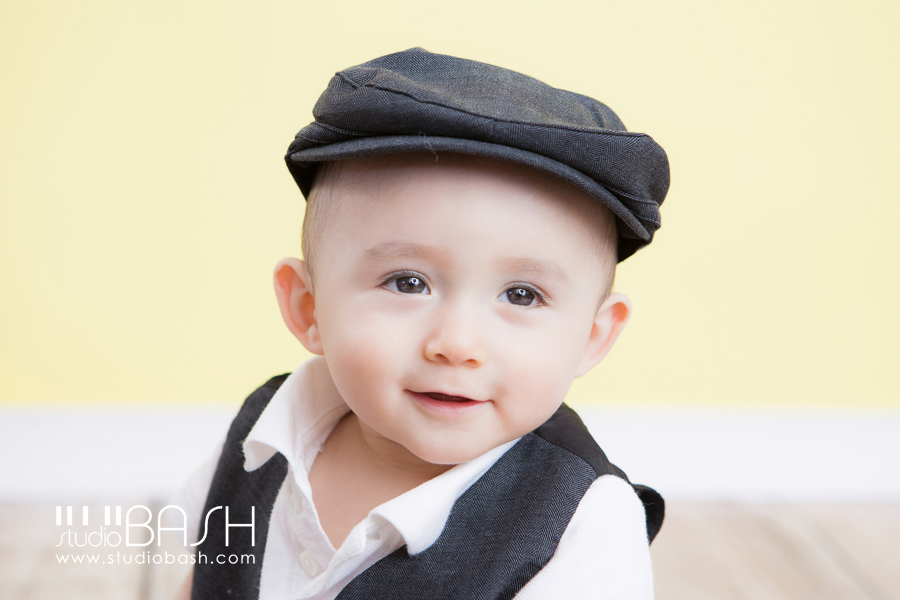 Pittsburgh Children's Photography | Matteo's 6 Month Session