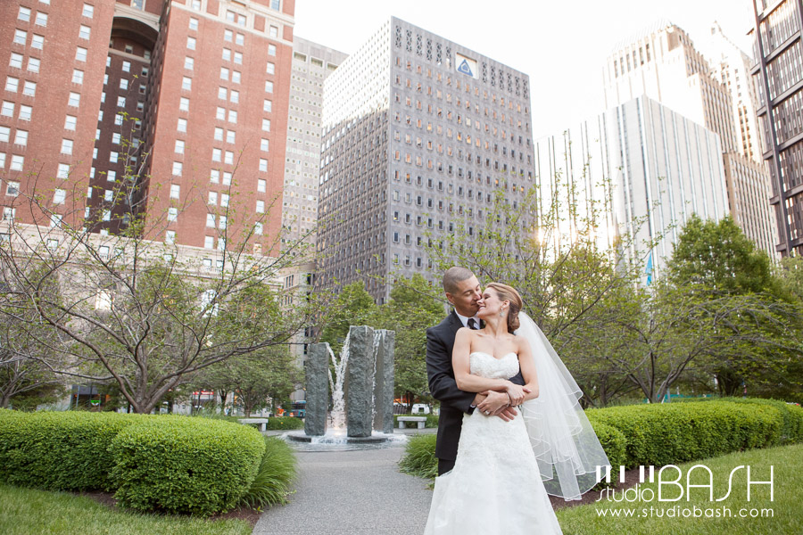 Omni William Penn Wedding | Kristin and Mike Tie the Knot