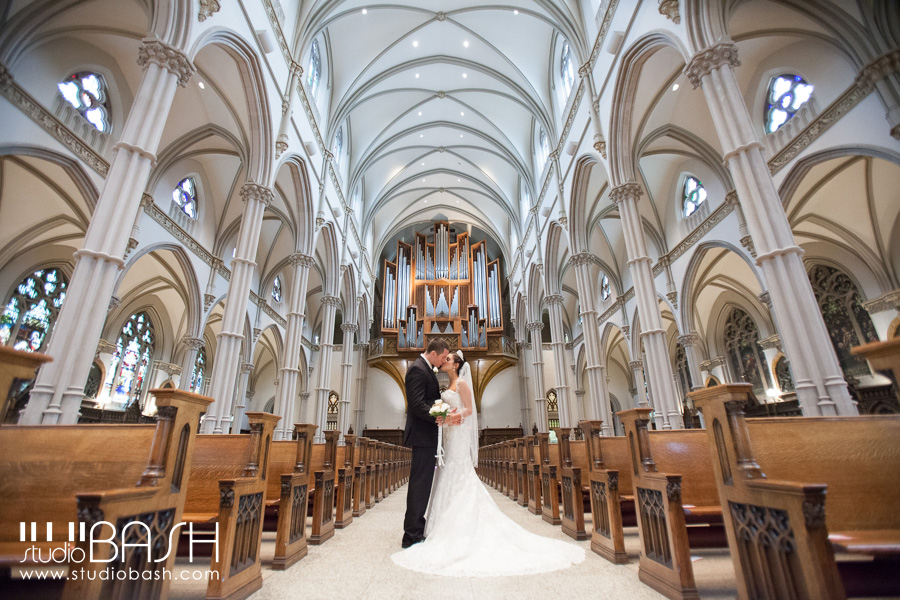 St Paul's Cathedral Wedding | Justine + Zach