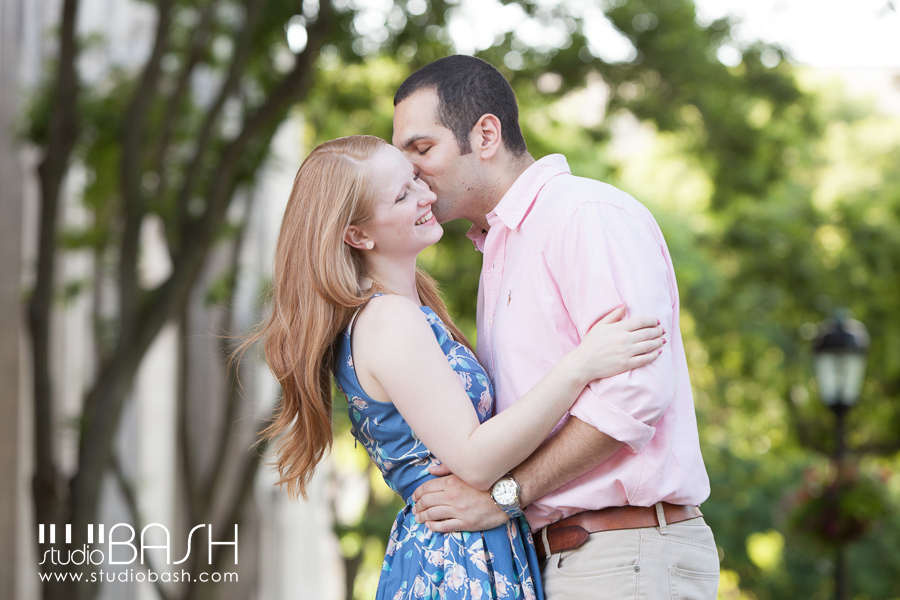 University of Pittsburgh Engagement | Coleen + Mike