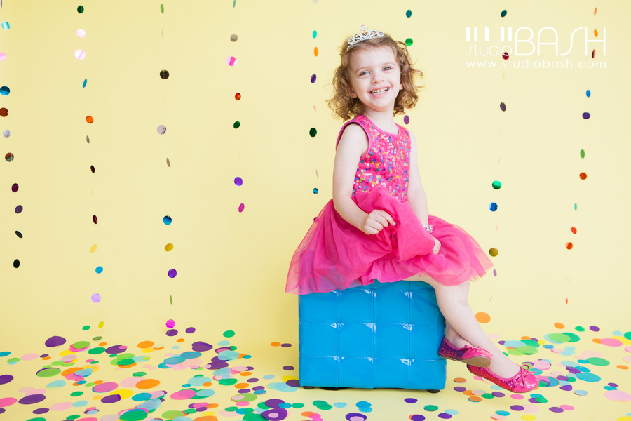 Pittsburgh Children's Photographer | Lina's 3rd Birthday