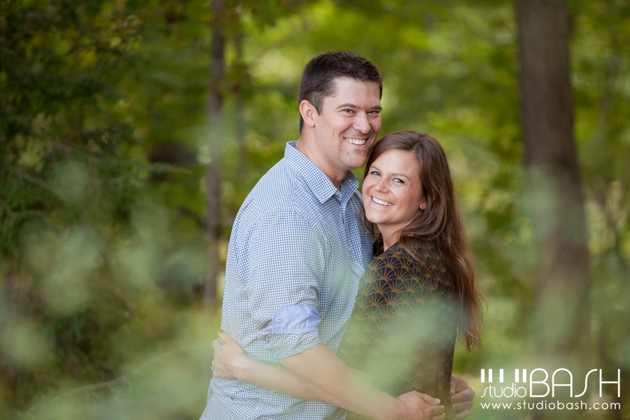McConnells Mill Engagement | Michelle and Mike