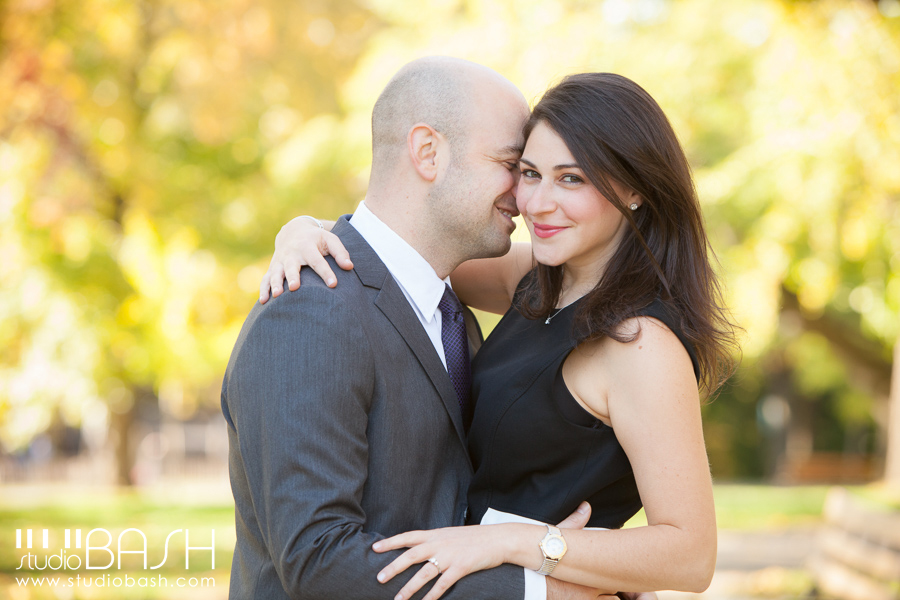Highland Park Engagement Photos | Carolyn and Seth