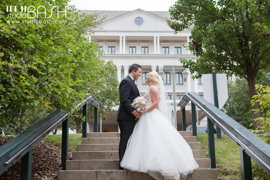 Nemacolin Woodlands Wedding Photos | Kellie and Adam