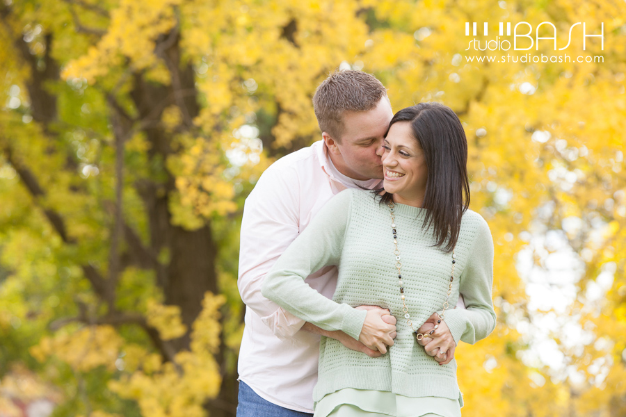 Pittsburgh West Park Engagement | Nicole and Jay
