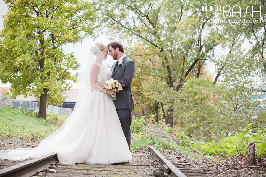 Heinz History Center Wedding Photos | Sara and Matt