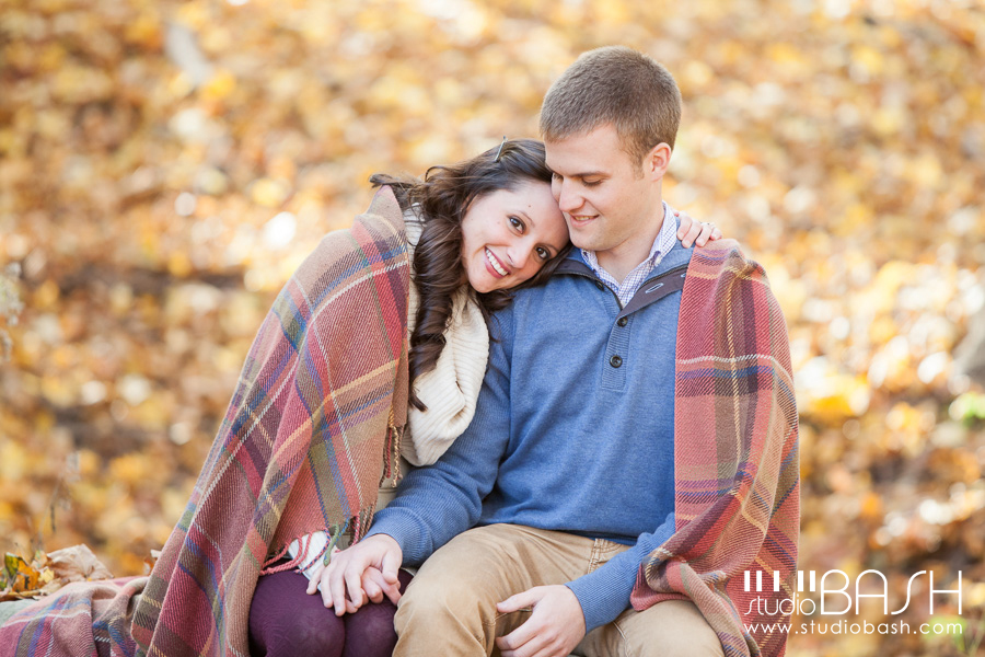 Pittsburgh Riverview Park Engagement |Juliana and Mark