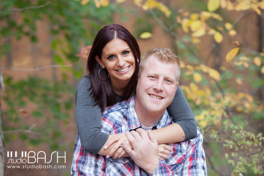 Pittsburgh Riverview Park Engagement Photos | Jen and Kyle
