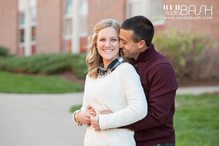 California University Engagement Photos | Alanna and Mitch