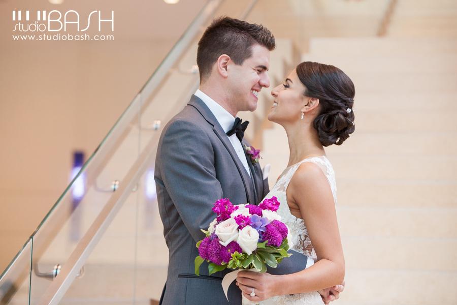 Pittsburgh Fairmont Hotel Wedding | Franki and Aaron