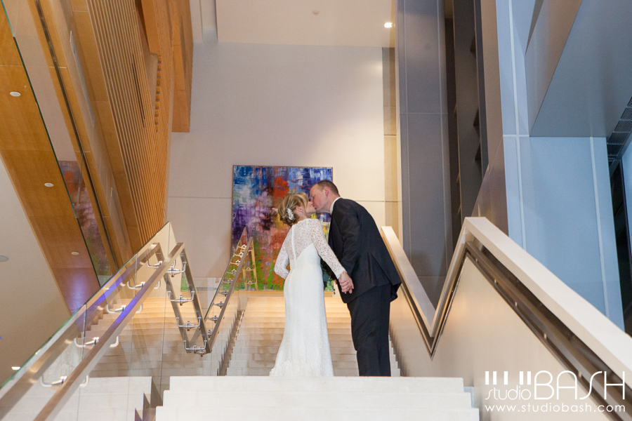 Pittsburgh Fairmont Hotel Wedding |Debbie and Joe