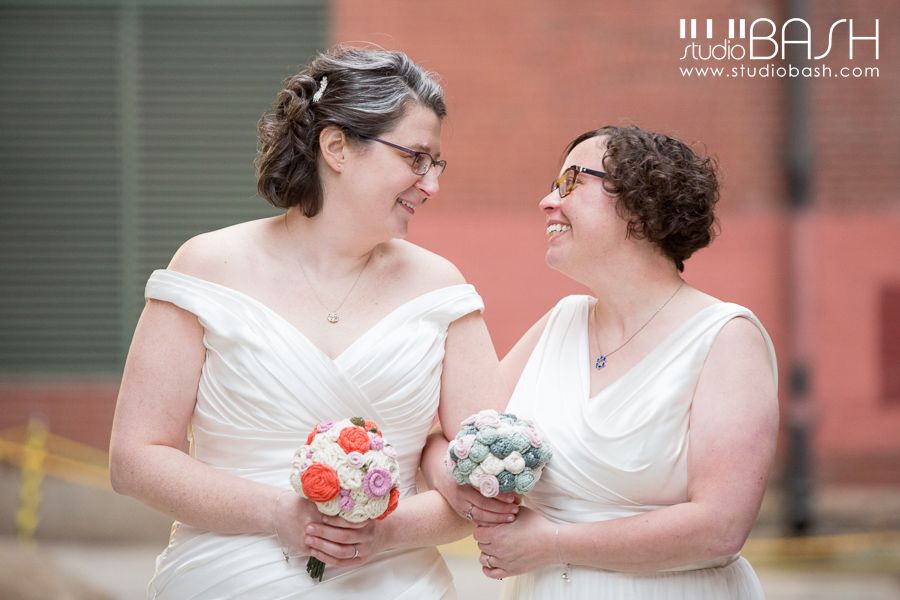 Heinz History Center Wedding | Yona and Julie are Married!