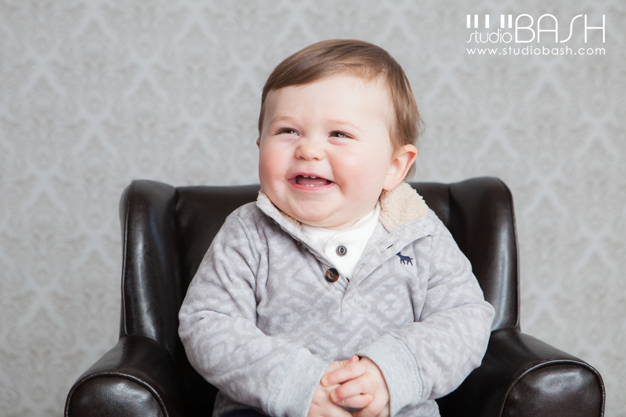 "Pittsburgh First Birthday Photographer | Baby ""J"" is ONE!"