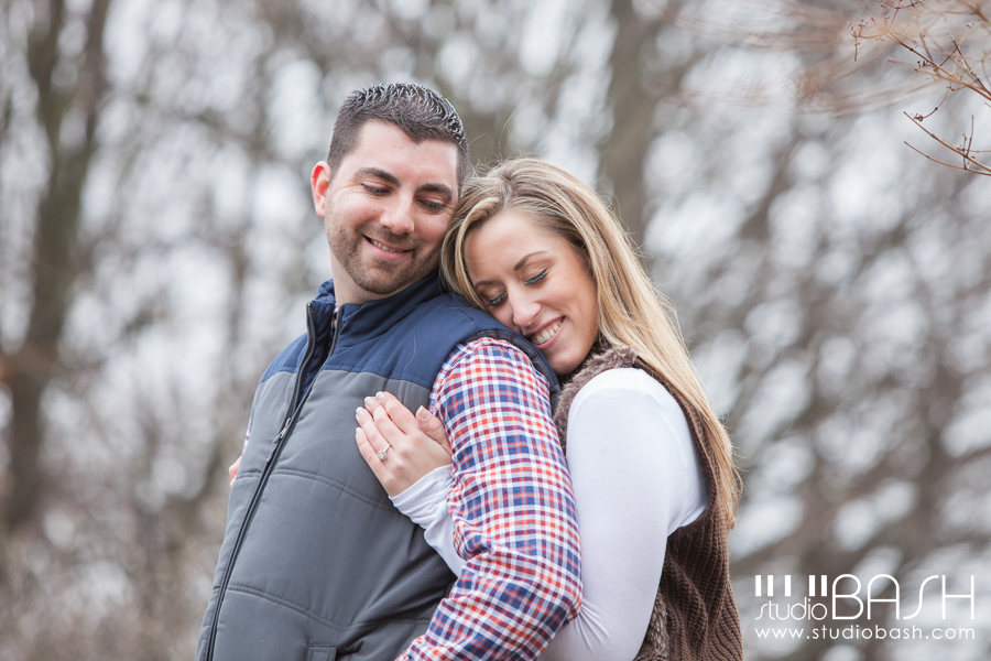 Pittsburgh Mellon Park Engagement | Jaclyn and Adam