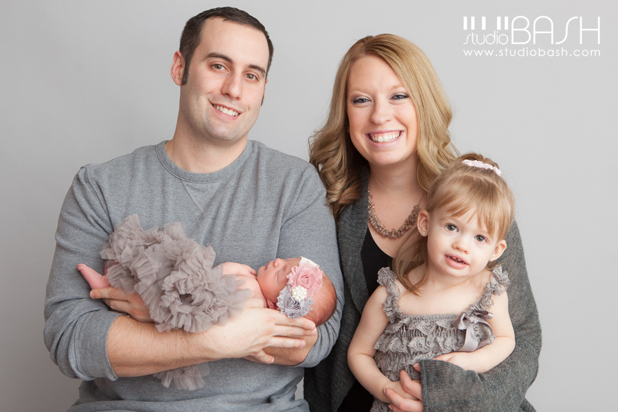 "Pittsburgh Family Photographer | The ""D"" Family 2016"