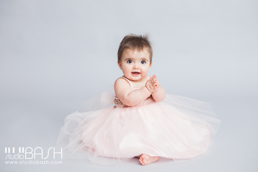 "Pittsburgh First Birthday Photographer | ""P"" is ONE!"