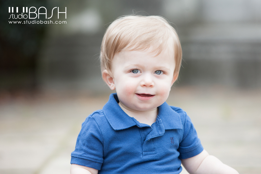 "Pittsburgh First Birthday Photographer | ""G"" is ONE!"
