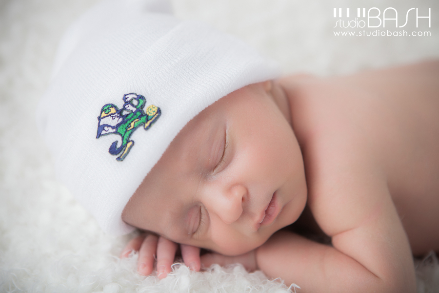 Pittsburgh Newborn Photographer | Welcome Baby Matthew!