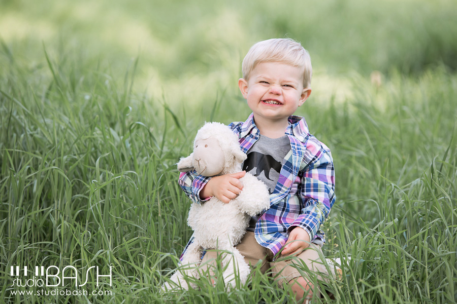 Pittsburgh Children's Photographer – Cooper is TWO!