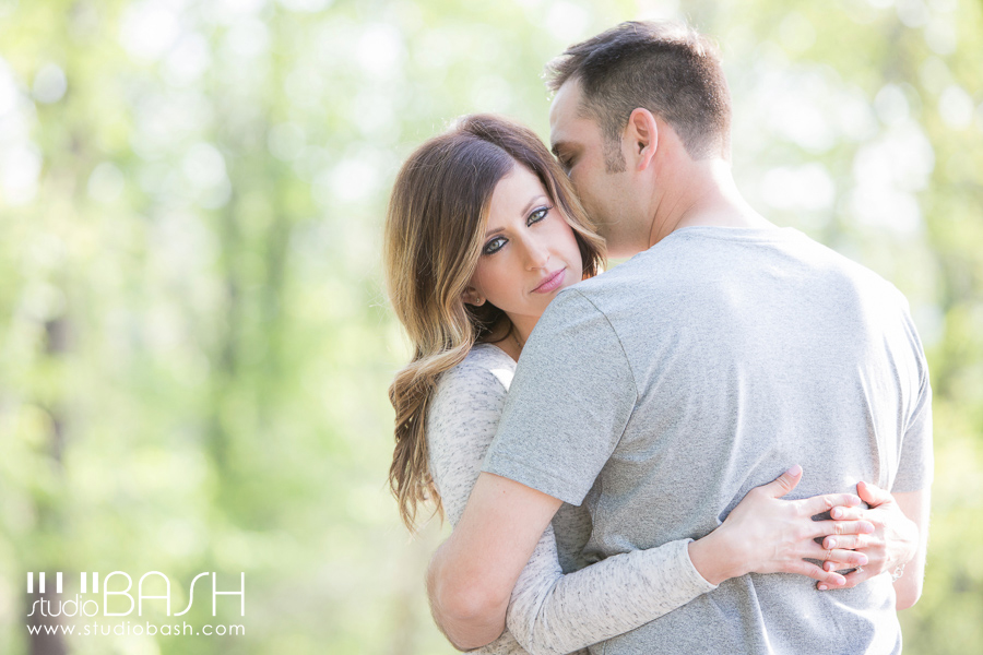 Pittsburgh Schenley Park Engagement – Erica and Justin