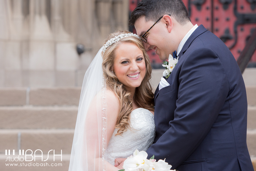 Pittsburgh Heinz Chapel Wedding | Katina and Chris